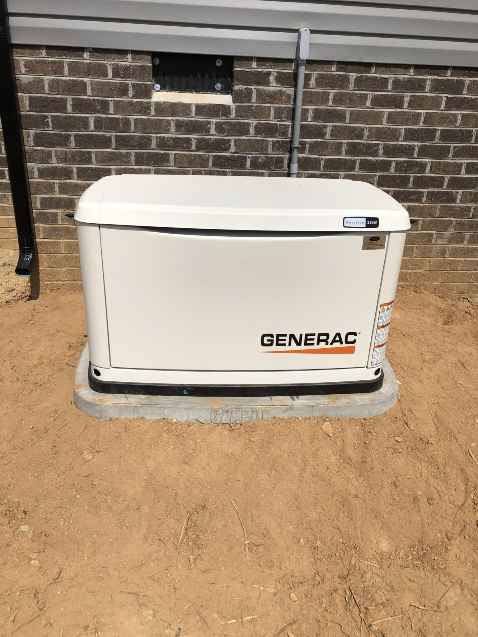 6.30.20 Generac Automatic Standby Generator
