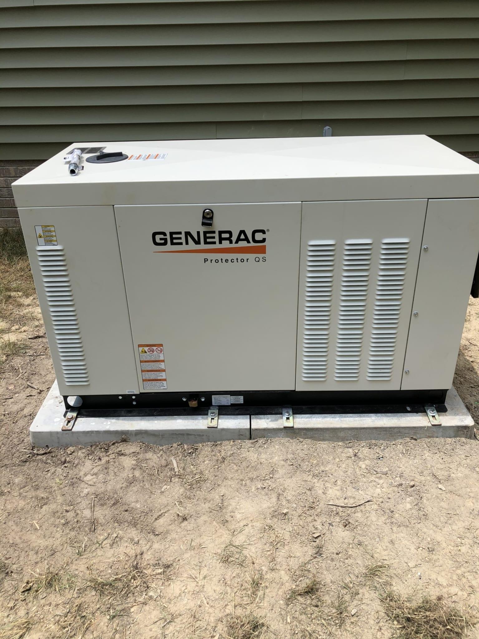 7.1.20 Amelia Generac Automatic Standby Generator