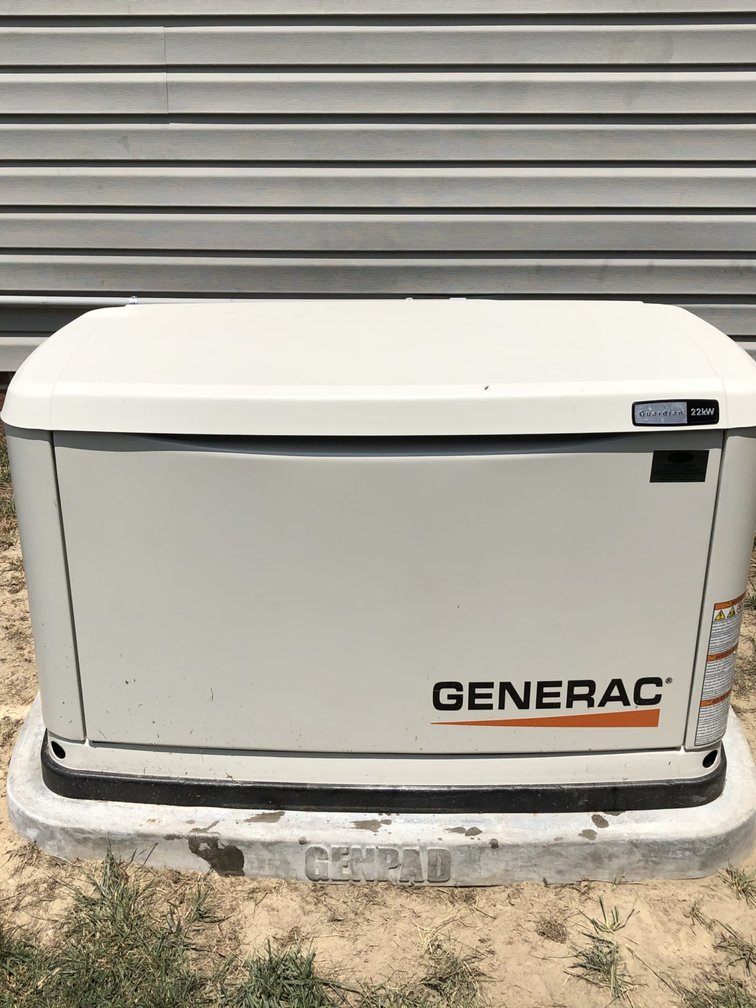 7.6.20 Chesterfield Generac Automatic Standby Generator
