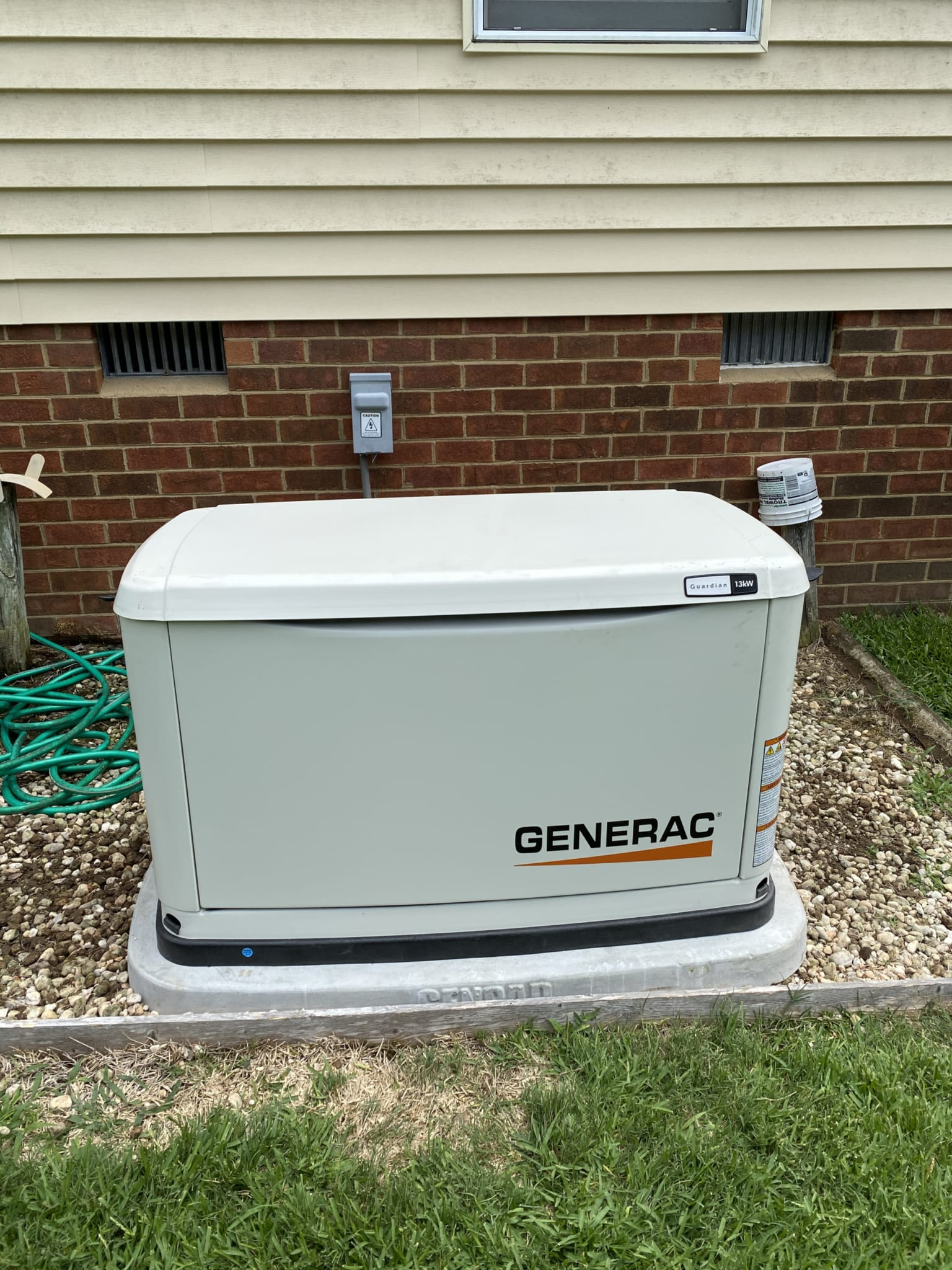 7.8.20 Chesterfield 2 Generac Automatic Standby Generator