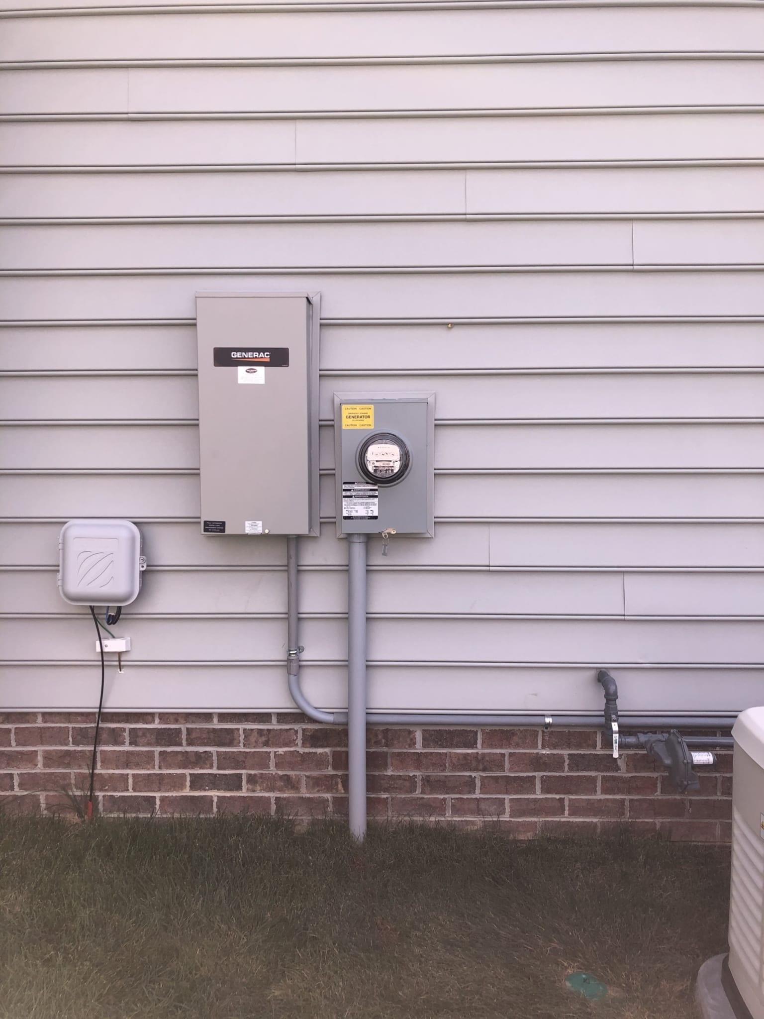 7.8.20 Chesterfield Generac Automatic Transfer Switch