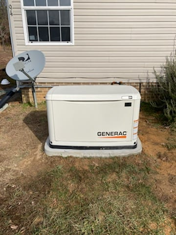 1.5.21 Lawrenceville Generac Automatic Standby Generator