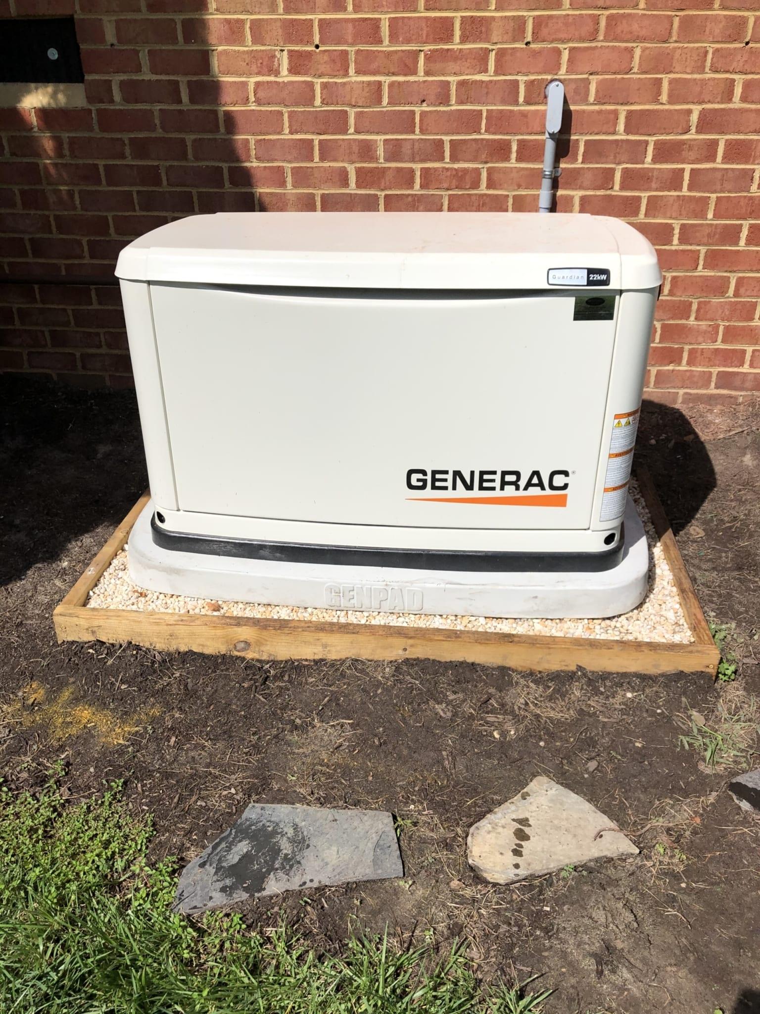 1.6.20 Chesterfield Generac Automatic Standby Generator