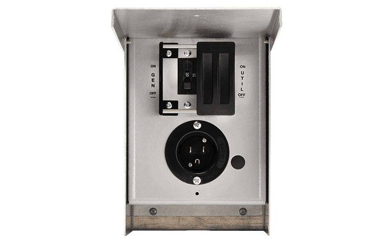 Portable Generator Plug