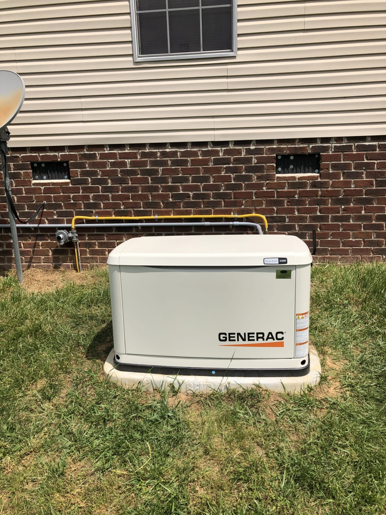 4.21.21 Lawrenceville Generac Automatic Standby